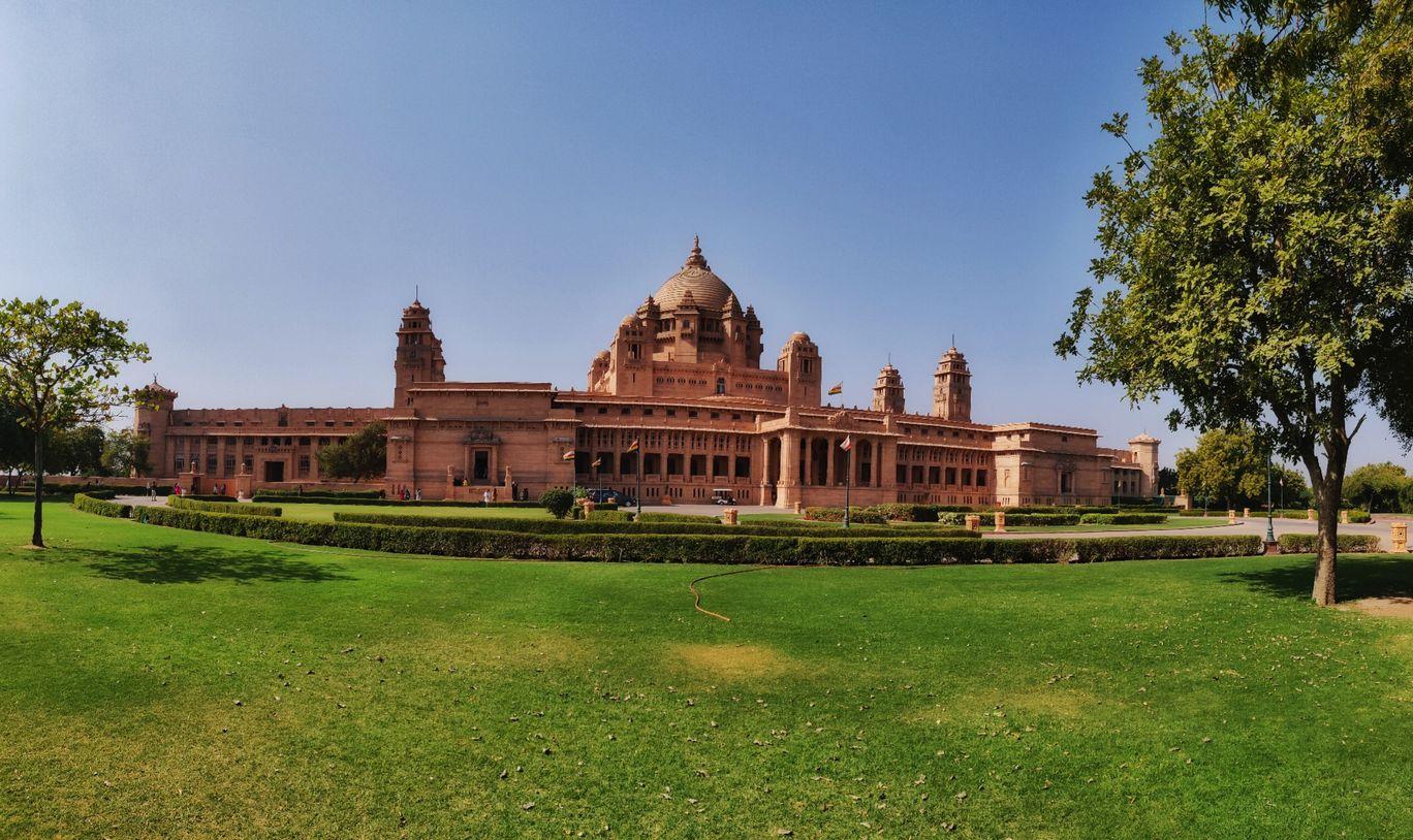 Photo of Umaid Bhawan Palace By Vaibhav Jagtap