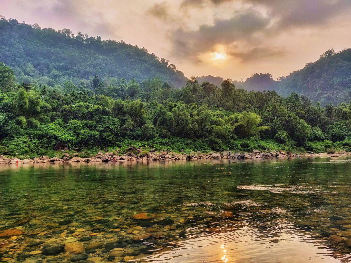 Photo of Umngot River Camp By Vaibhav Jagtap