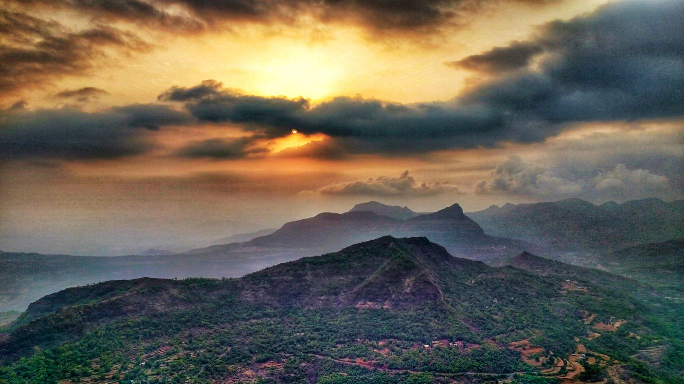 Photo of Raigad Fort By Vaibhav Jagtap