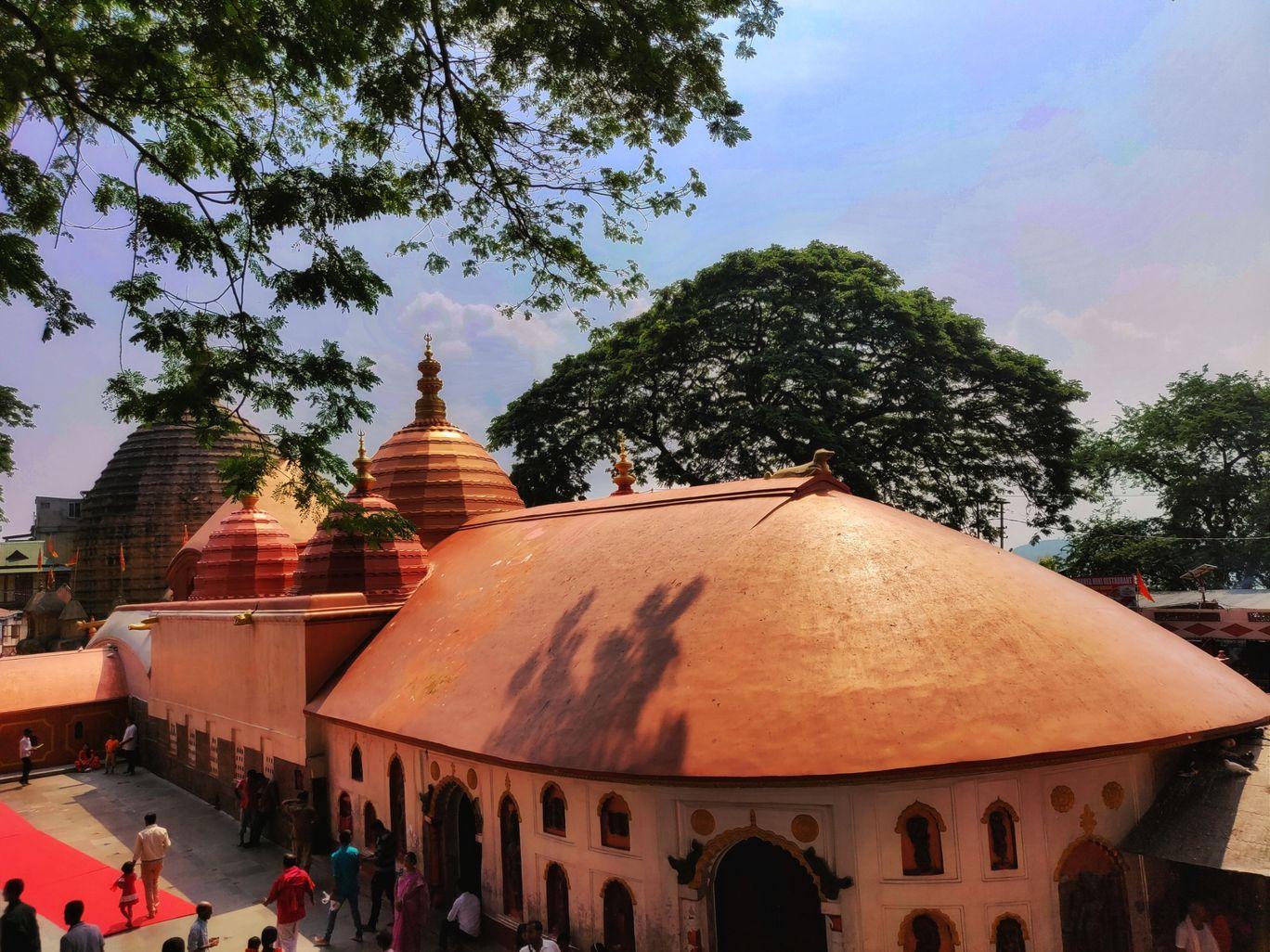 Photo of Kamakhya Temple By Vaibhav Jagtap