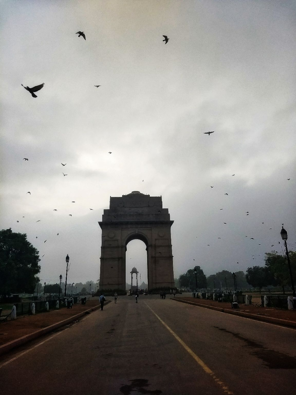 Photo of India Gate By Vaibhav Jagtap