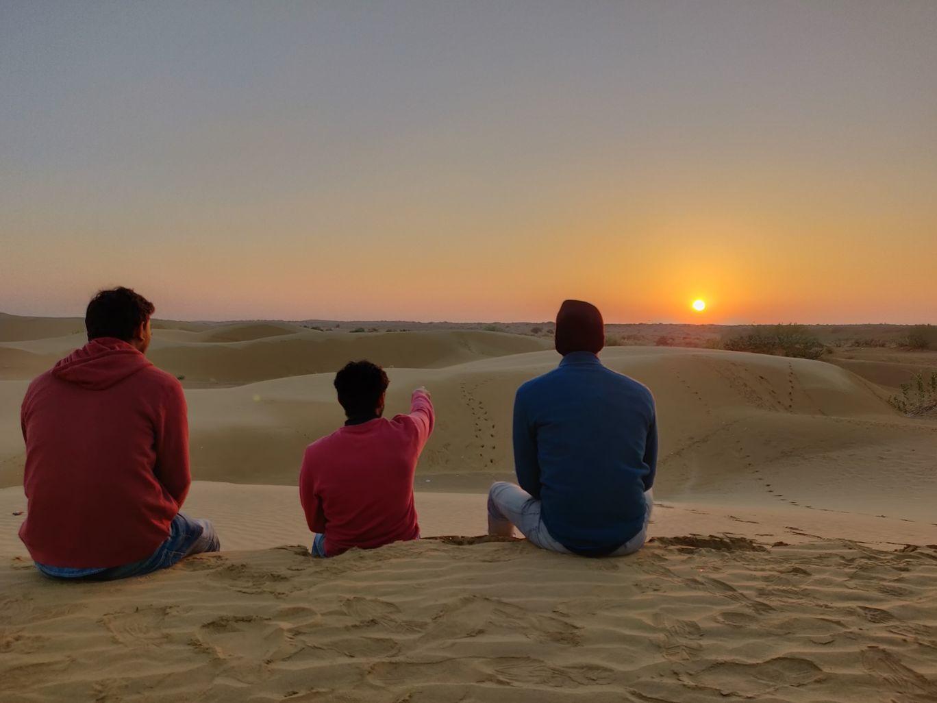 Photo of Sam Sand Dunes Desert Safari Camp Jaisalmer By Vaibhav Jagtap