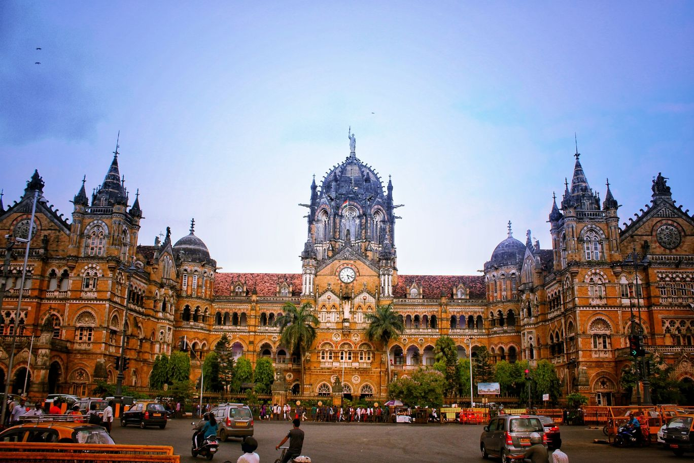 Photo of Chhatrapati Shivaji Terminus By Bhavin Patel