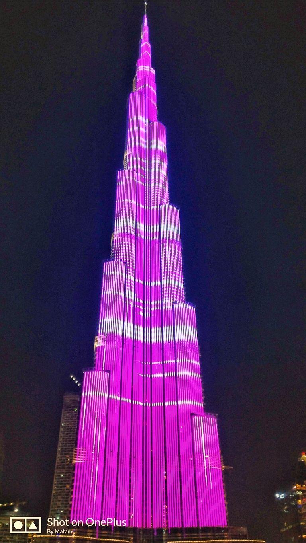 Photo of Burj Khalifa - Sheikh Mohammed bin Rashid Boulevard - Dubai - United Arab Emirates By Niranjan Matam