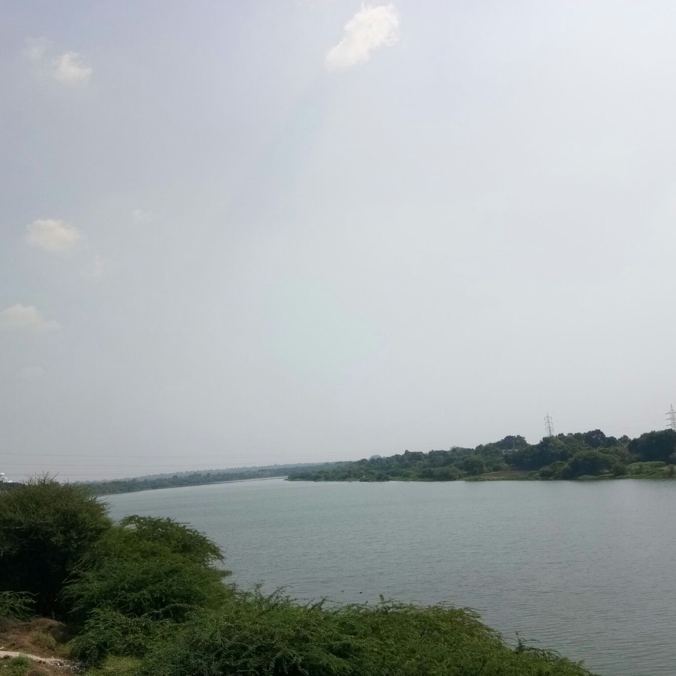 Photo of Godavari River By Rajesh Thakur