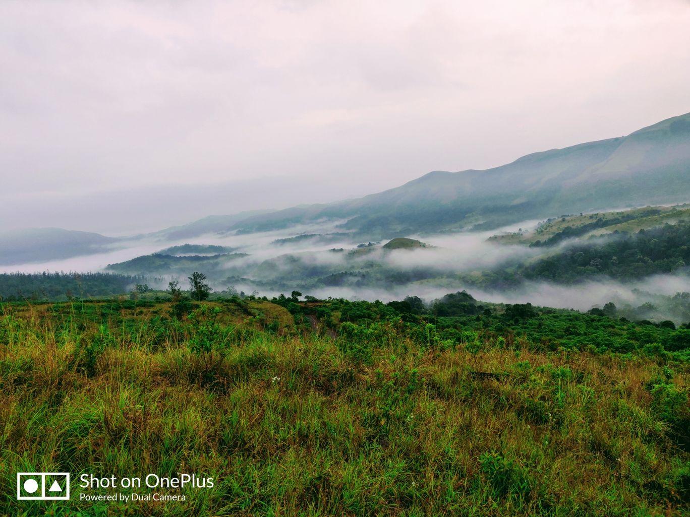 Photo of Kudremukh By Keerthana Vitta