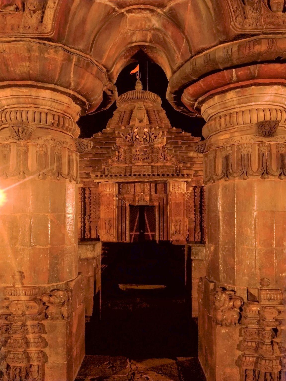 Photo of Kedar Gouri Temple By d dash