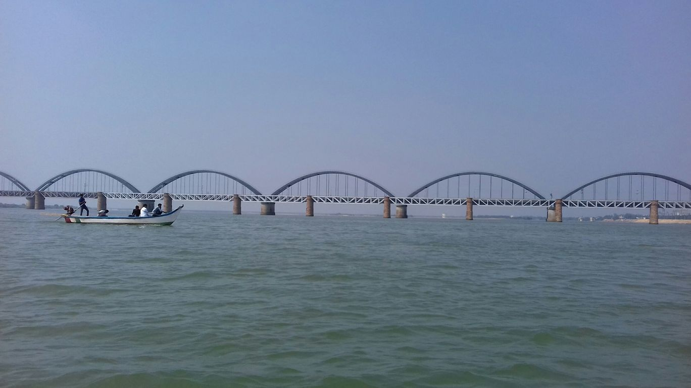 Photo of Rajahmundry By phani raja babu