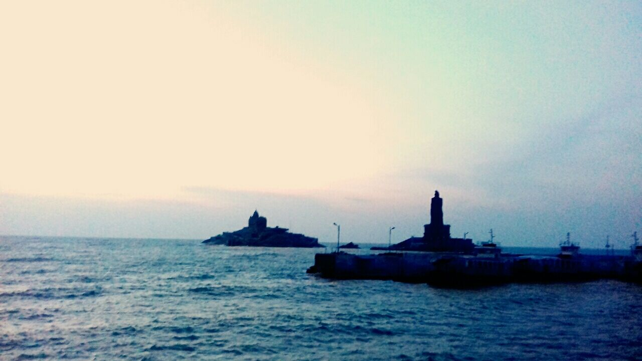 Photo of Kanyakumari Sunrise View By Phani Rajababu