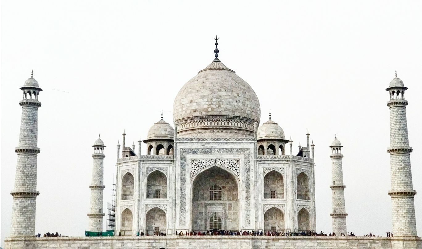 Photo of Taj Mahal By Vishwa Kundra