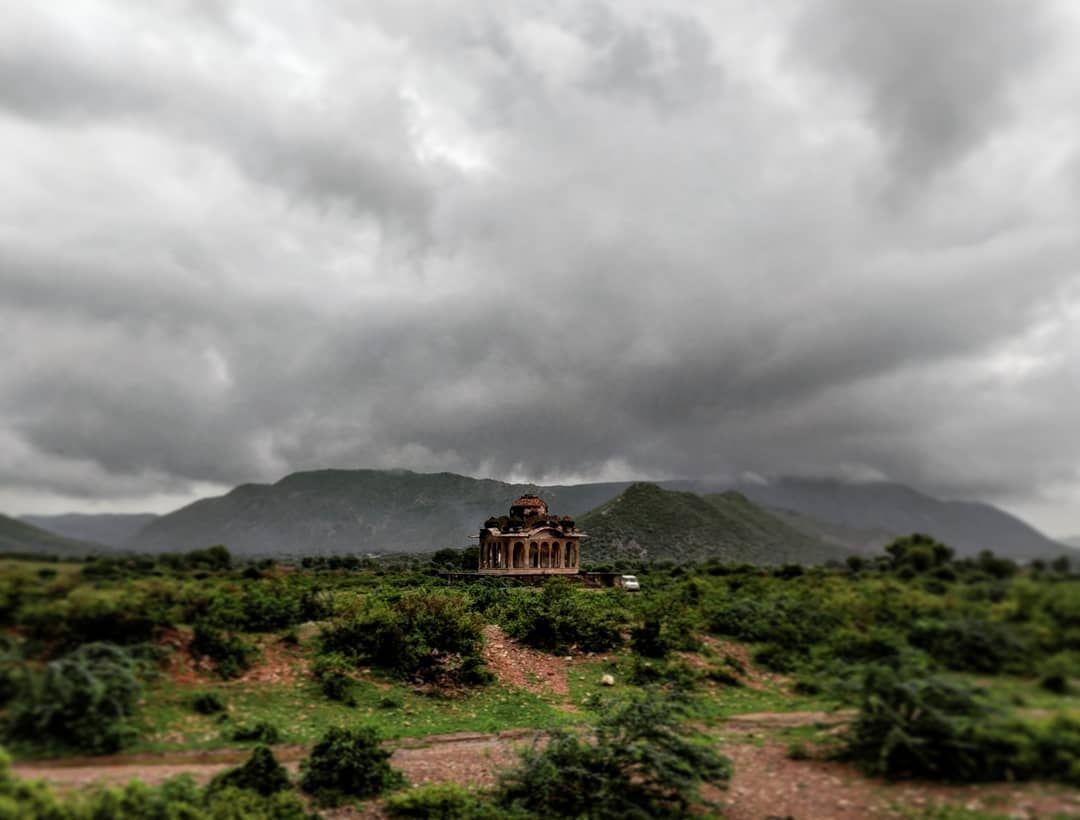 Photo of Bhangarh By Vishwa Kundra