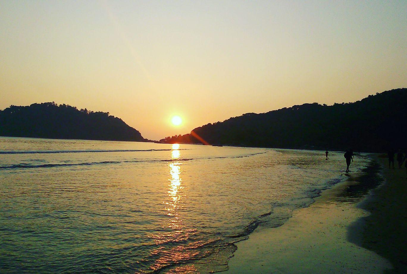 Photo of Palolem Beach By Vishwa Kundra