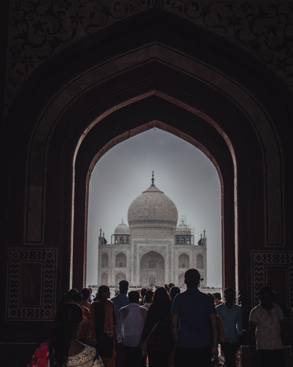 Photo of Agra By Chow Parij