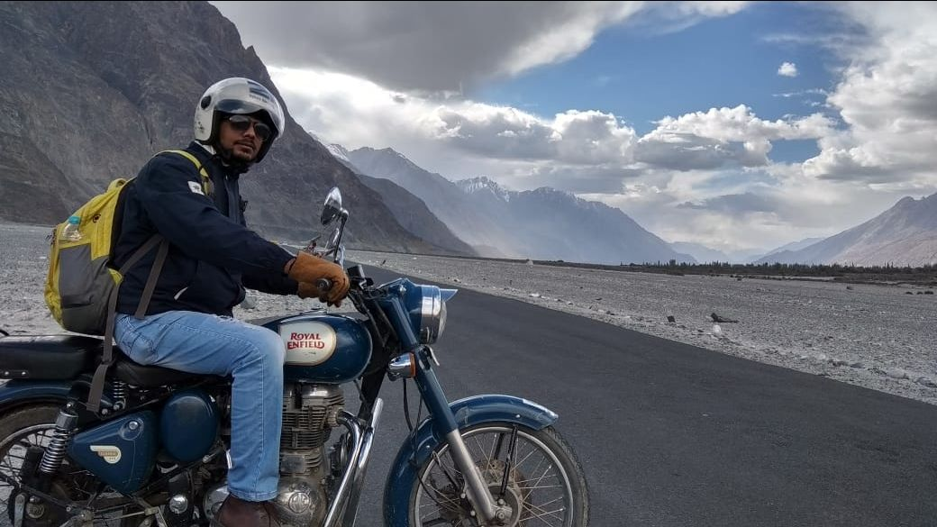Photo of Khardung La Road By Arpit Agrawal