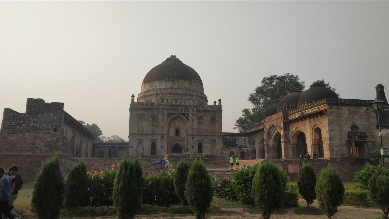 Photo of Lodhi Gardens By Anant Sharma