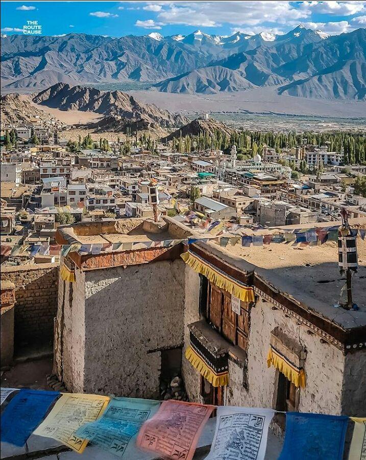 Photo of Leh Palace By Akshai kumar