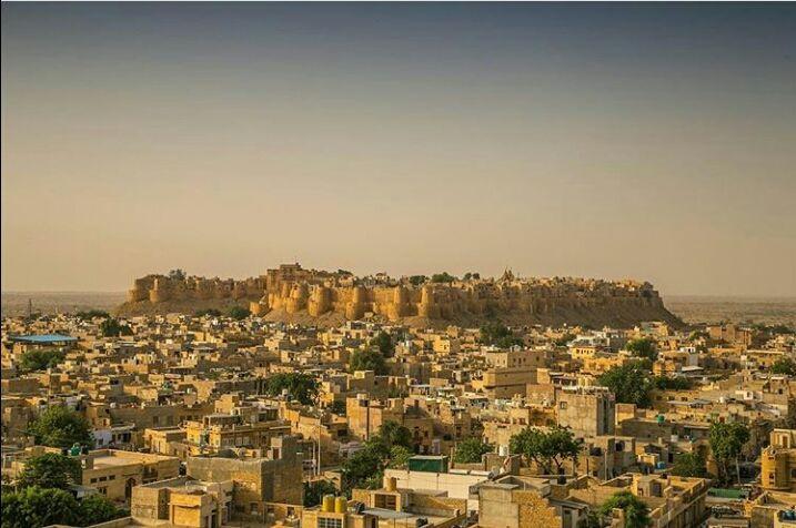 Photo of Jaisalmer Fort By Akshai kumar
