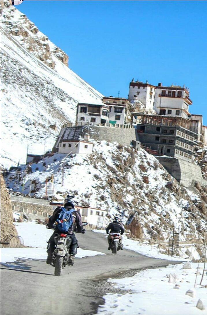 Photo of Spiti Valley By Akshai kumar