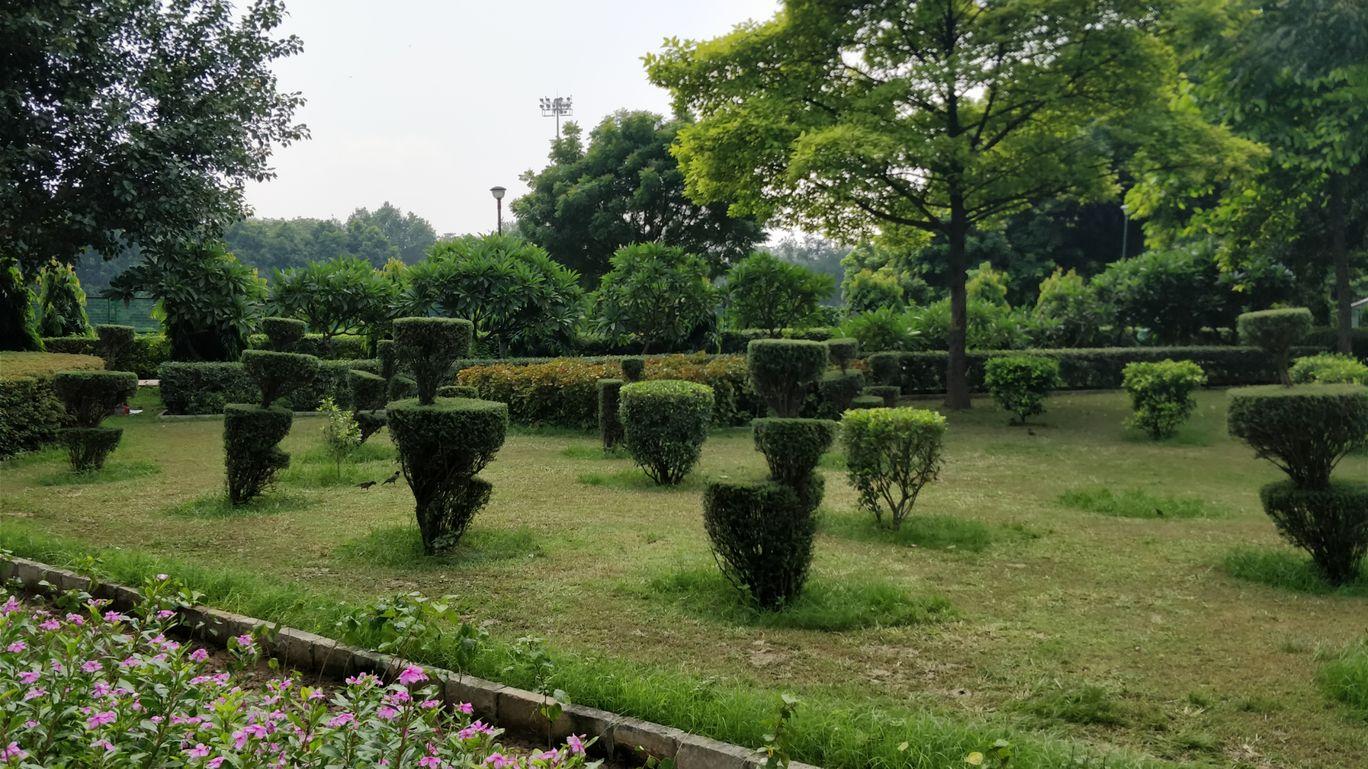 Photo of Talkatora Garden By Arjun singh