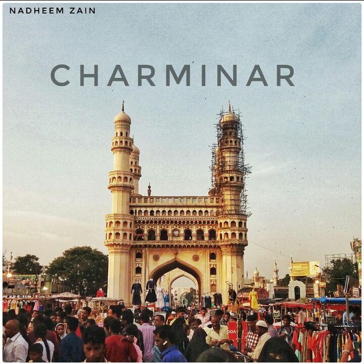 Photo of Charminar By Nadheem Zain