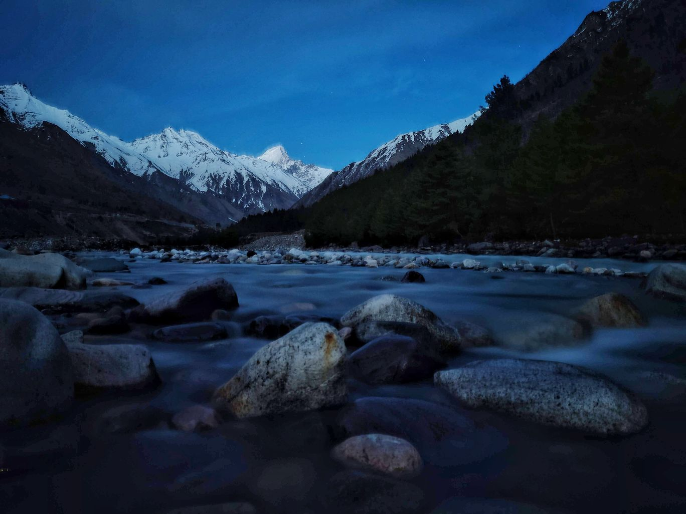 Photo of Chitkul By Karan Setia