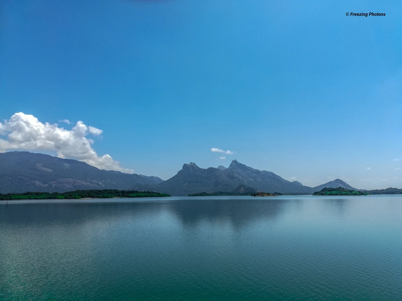 Photo of Malampuzha Dam By Joshua Paul