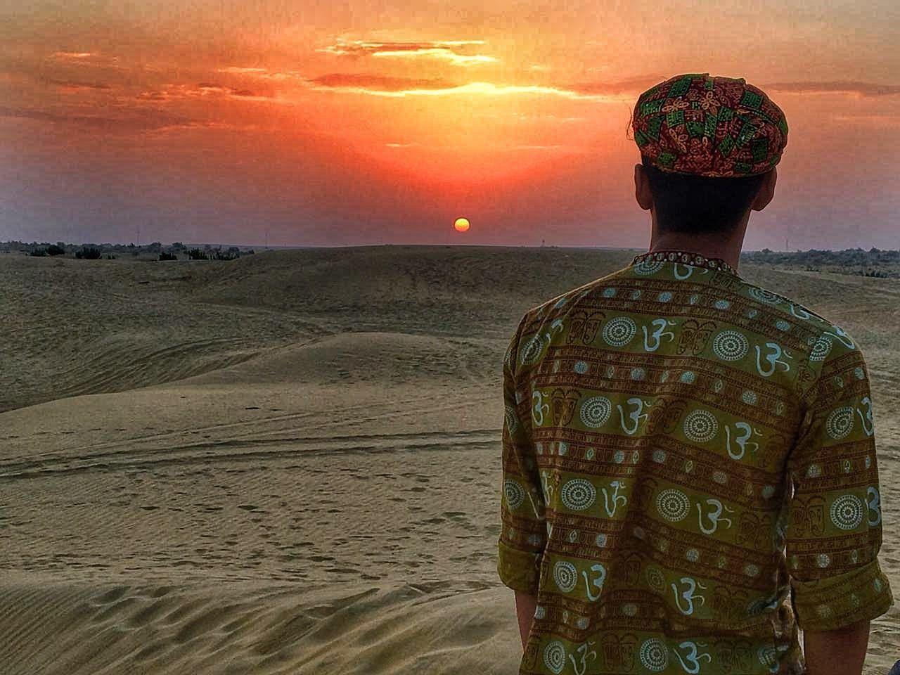 Photo of Jaisalmer By nikhil puthran