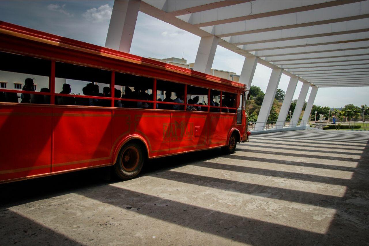Photo of Ramoji Film City By Aiswarya Shaji Dev