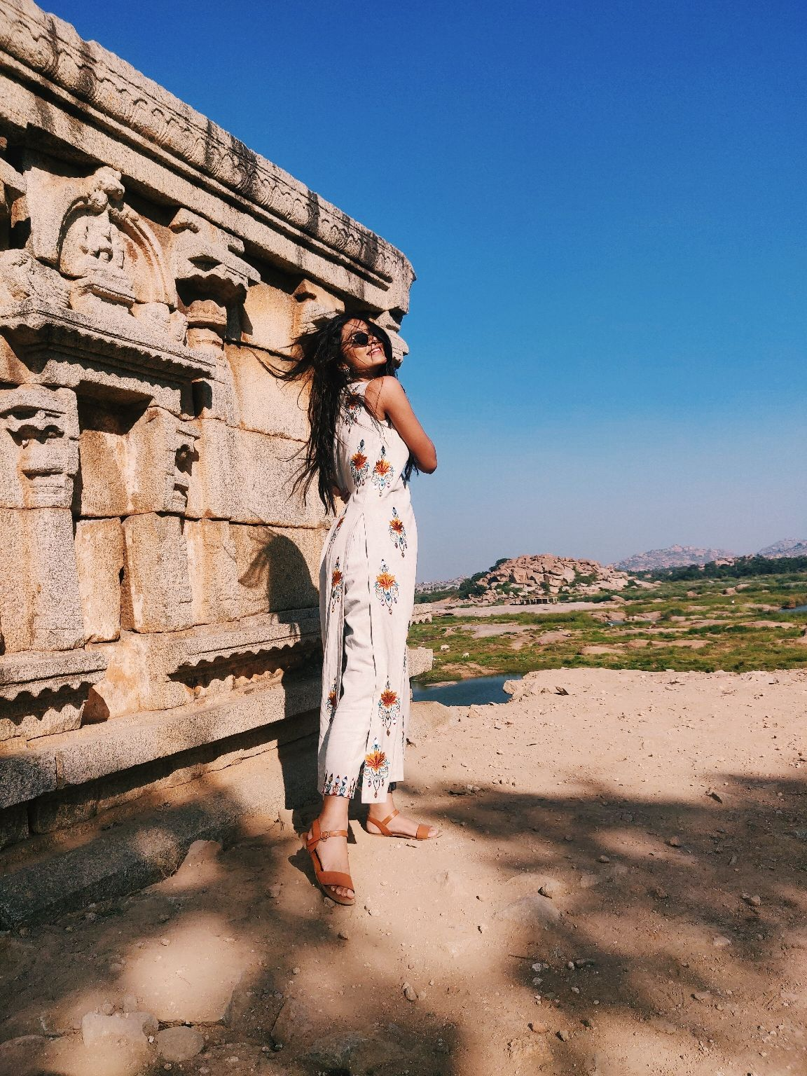 Photo of Hampi By Shriya Torne