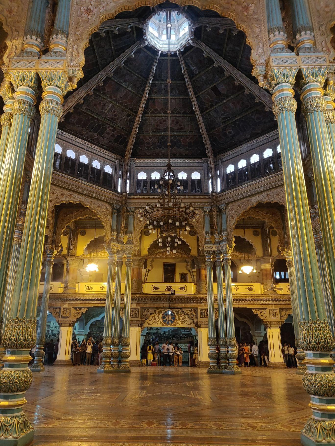 Photo of Mysore Palace By Shriya Torne