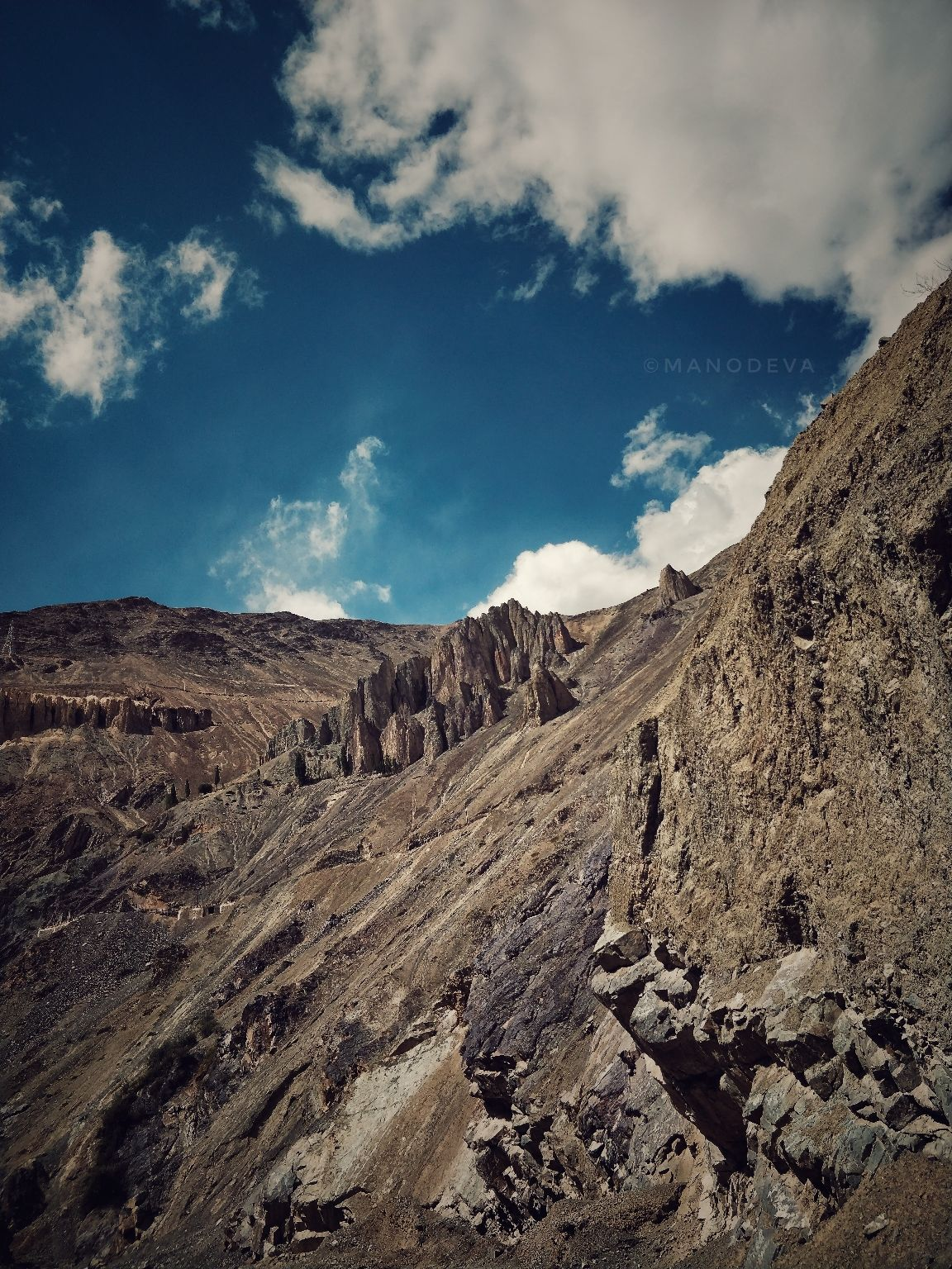 Photo of Srinagar - Ladakh Road By First_of_my_name