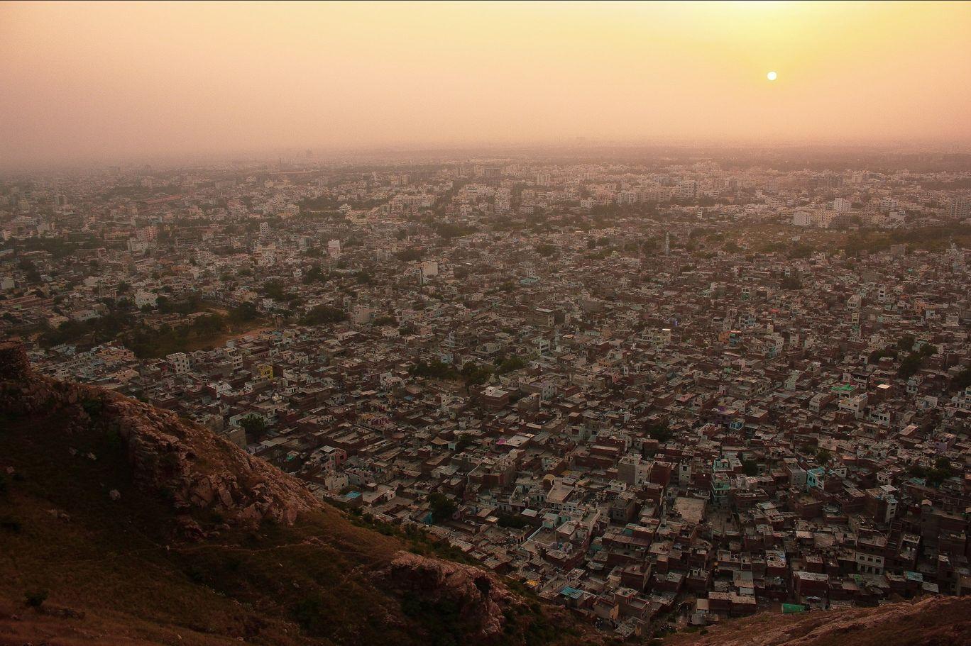 Photo of Nahargarh Fort By Namrata Khera