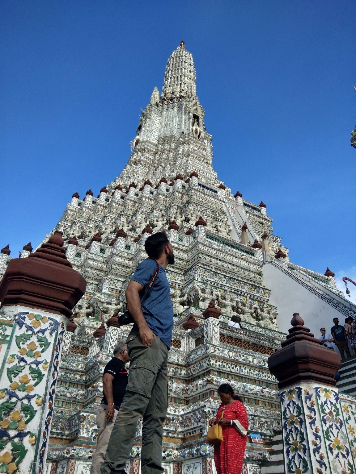 Photo of Wat Arun By Kailash chand bairwa