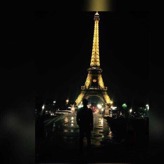 Photo of #MYKINDACITY Paris (November, 2017) By Twinkle