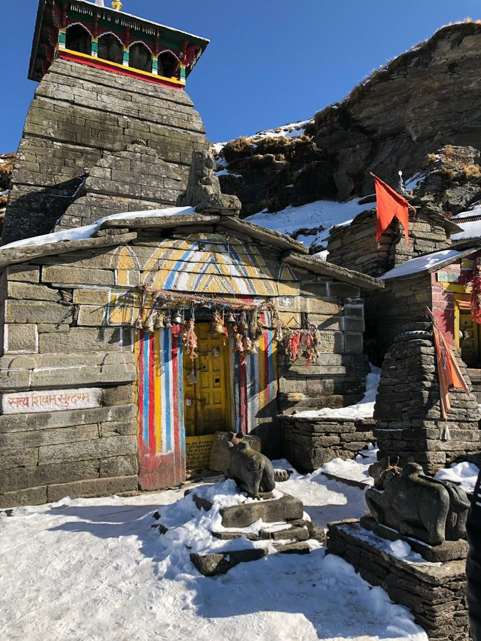 Photo of Tungnath By Geet Dhillon