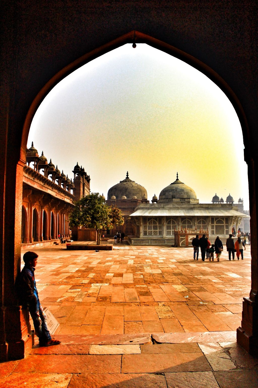 Photo of Fatehpur Sikri By Nikhlesh tyagi