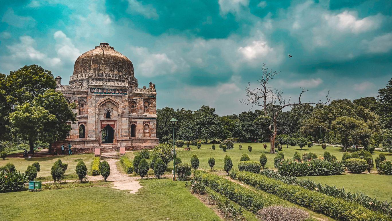 Photo of Lodhi Gardens By Nikhlesh tyagi
