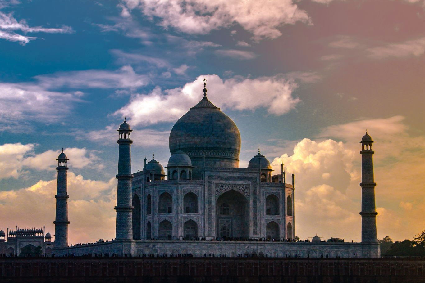Photo of Taj Mahal By Nikhlesh tyagi