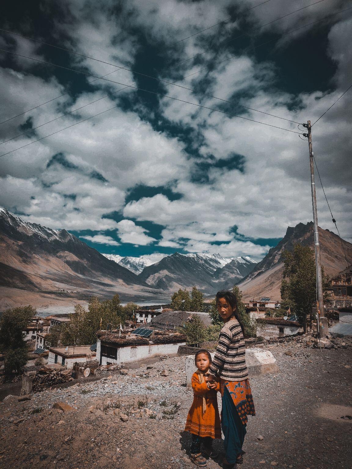 Photo of Spiti Valley By Nikhlesh tyagi