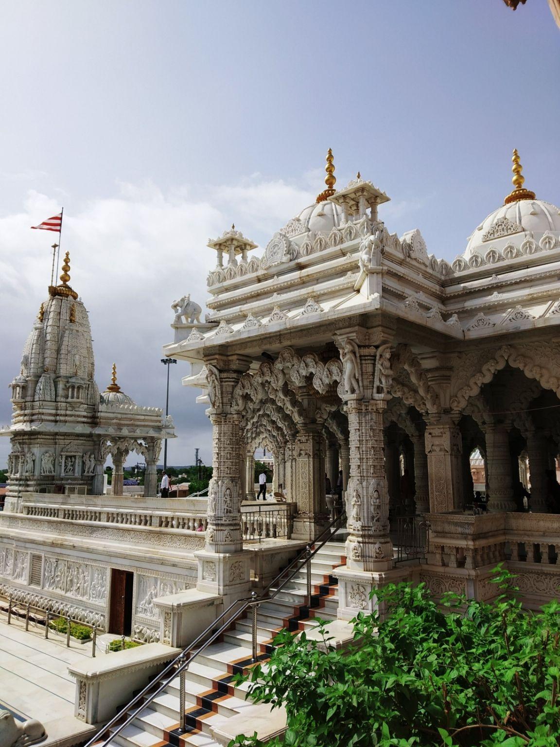 Photo of Shree Swaminarayan Temple Bhuj (Bhuj Mandir) By Shiromani Pandey