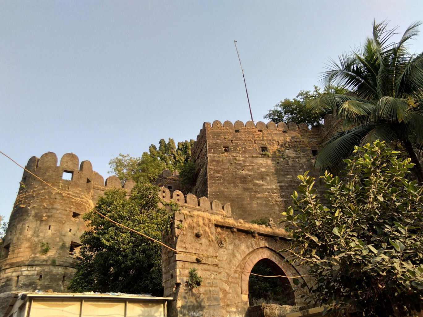 Photo of Upperkot Fort By Aakash Patel