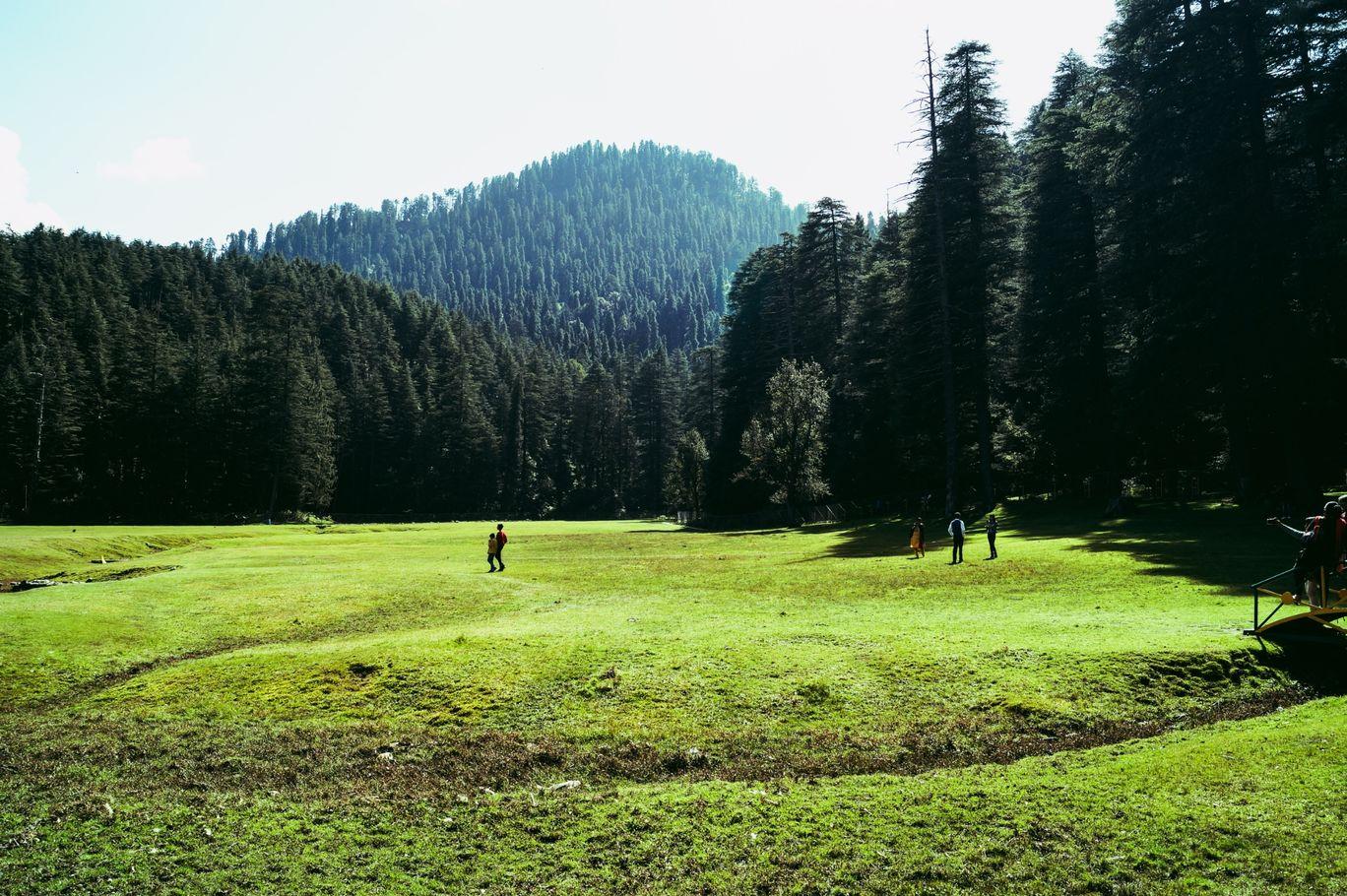 Photo of Khajjiar By Kalpit Rai