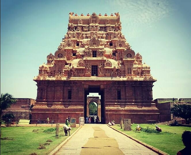 Photo of Thanjavur By PONMANI @mytraveltales