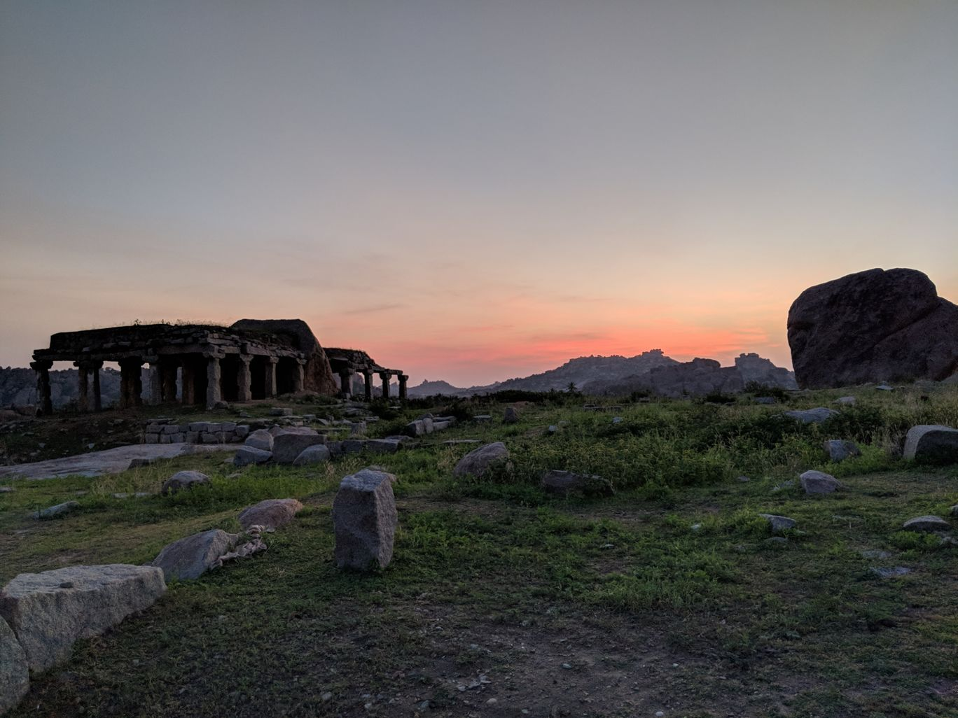 Photo of Hampi By Tanuj Singhal