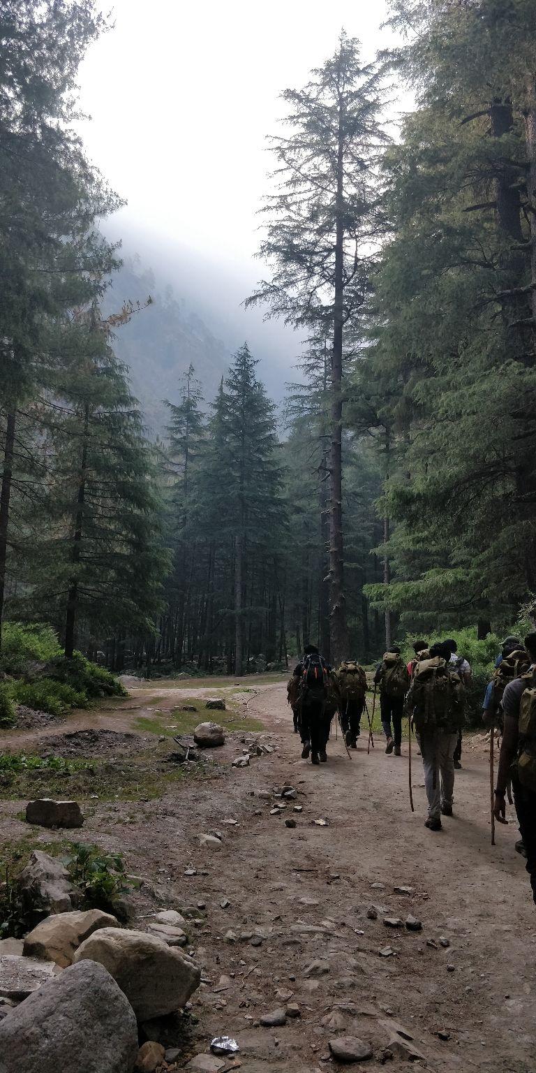 Photo of Grahan Camp - Sar Pass (YHAI) By Pushkar Goriwale
