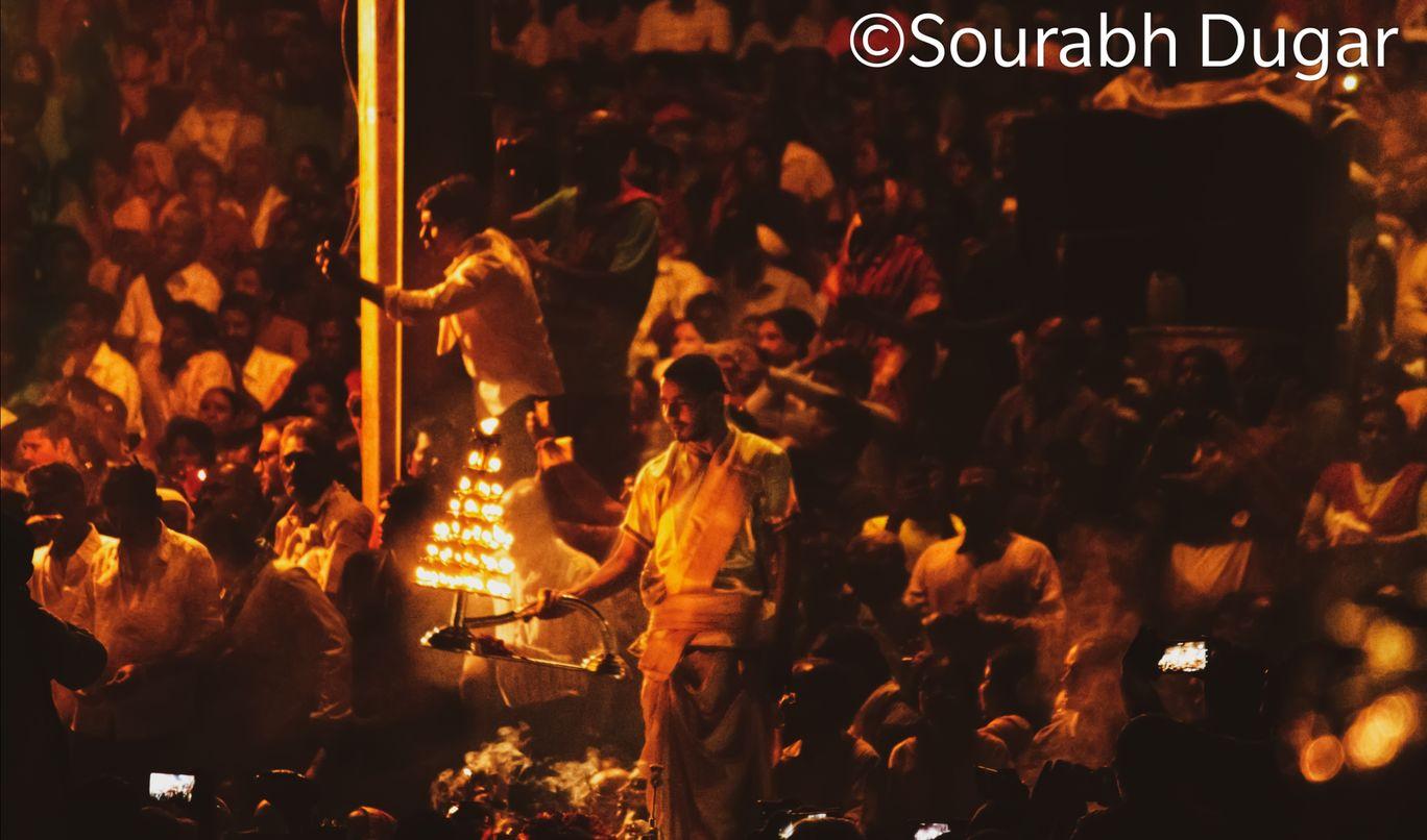 Photo of Varanasi By Sourabh Dugar