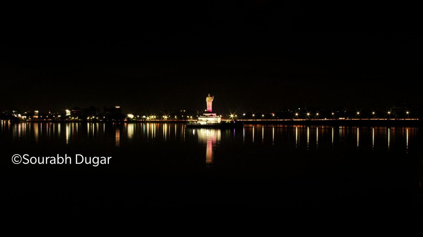 Photo of Hussain Sagar By Sourabh Dugar