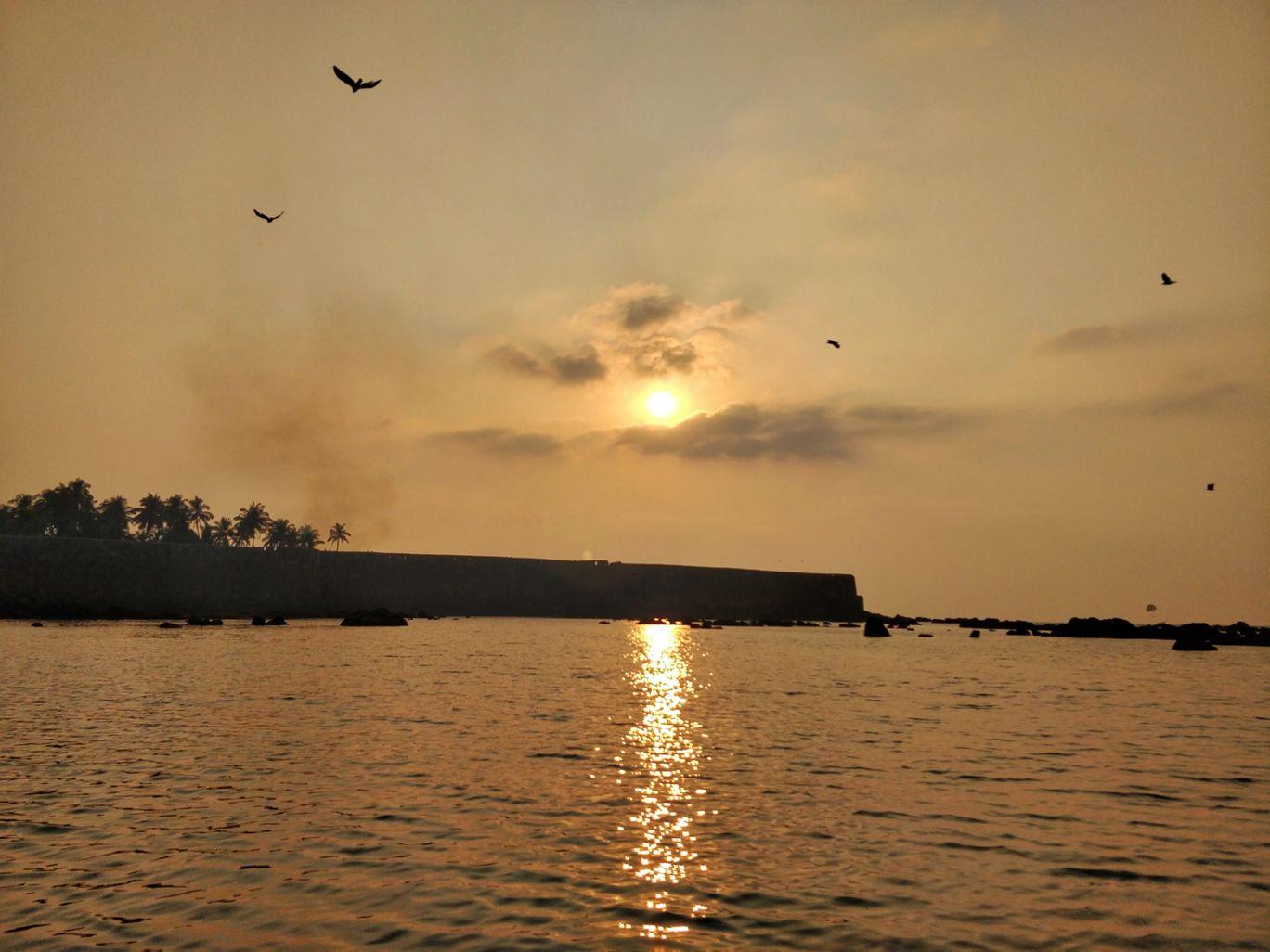 Photo of Sindhudurg Fort By vimal chavda