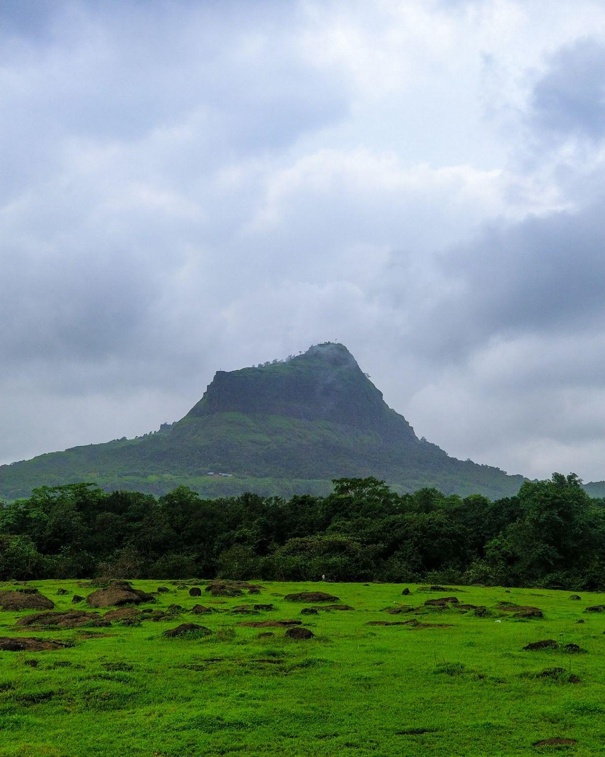 Photo of Rajmachi Fort By vimal chavda