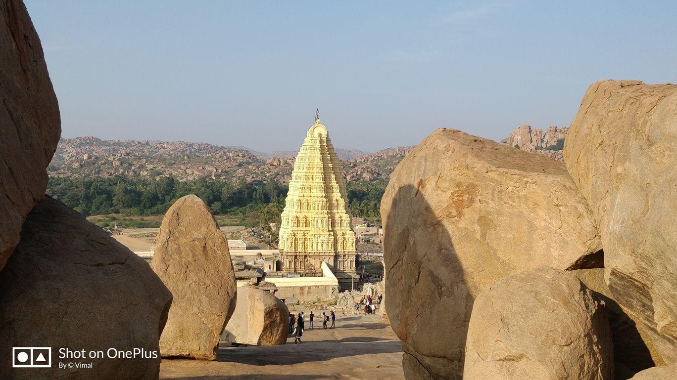 Photo of Sri Virupaksha Temple By vimal chavda